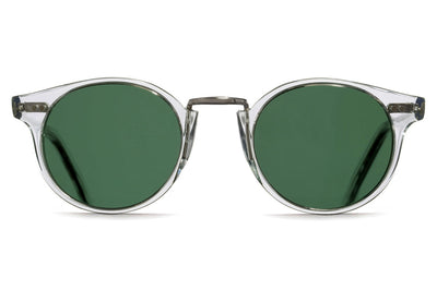 Cutler & Gross - 1008 Sunglasses Crystal