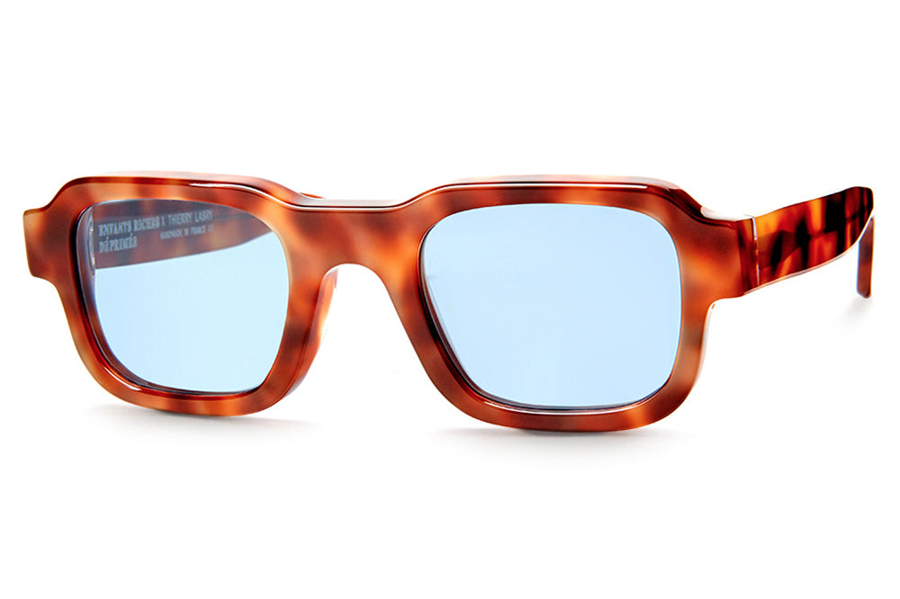 Enfants Riches Déprimés x Thierry Lasry - The Isolar Tortoise Shell w/ Light Blue Lenses (105)