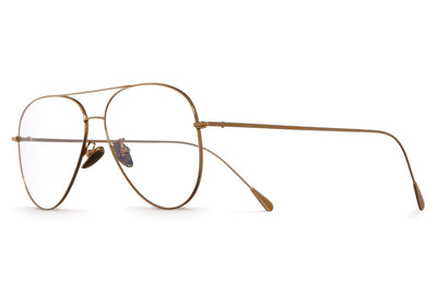 Cutler & Gross - 1266 Eyeglasses Gold Plated