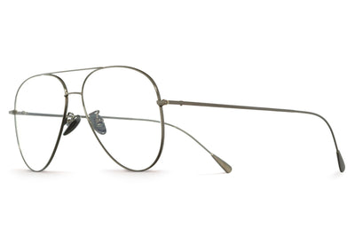 Cutler & Gross - 1266 Eyeglasses Palladium Plated
