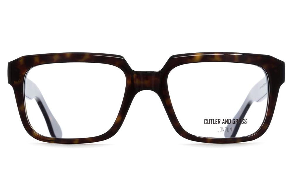 Cutler & Gross - 1289 Eyeglasses Dark Turtle