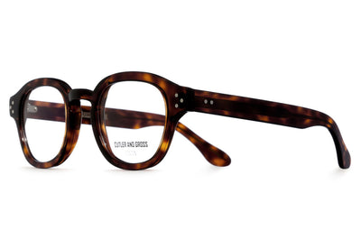 Cutler & Gross - 1290V2 Eyeglasses Dark Turtle