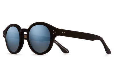 Cutler and Gross - 1291V2 Sunglasses Black