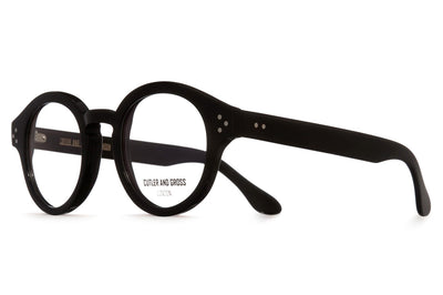 Cutler & Gross - 1291V2 Eyeglasses Black