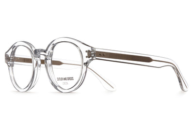 Cutler & Gross - 1291V2 Eyeglasses Crystal