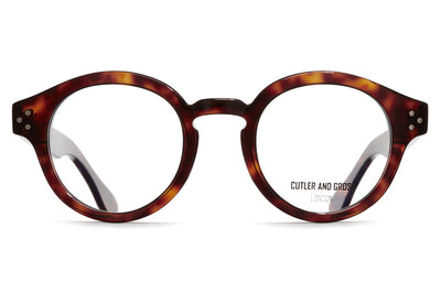 Cutler & Gross - 1291V2 Eyeglasses Dark Turtle