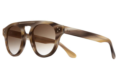 Cutler and Gross - 1292 Sunglasses Horn Havana