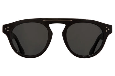 Cutler and Gross - 1292 Sunglasses Black on Crystal