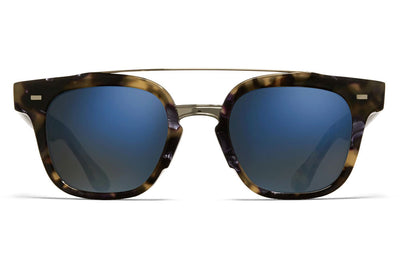 Cutler and Gross - 1297 Sunglasses Blue Ice
