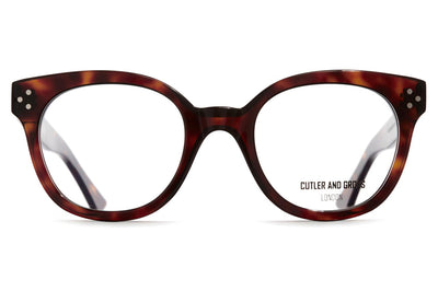 Cutler & Gross - 1298 Eyeglasses Dark Turtle