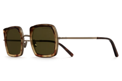 Cutler and Gross - 1301 Sunglasses Dark Turtle
