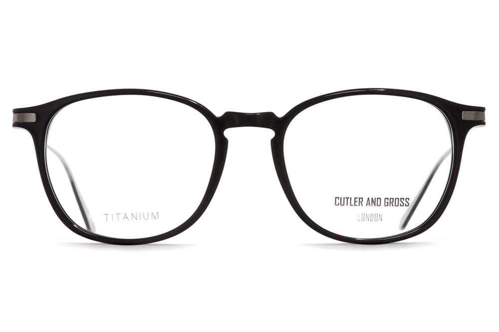 Cutler & Gross - 1303V2 Eyeglasses Black