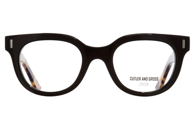 Cutler & Gross - 1304 Eyeglasses Black on Camo