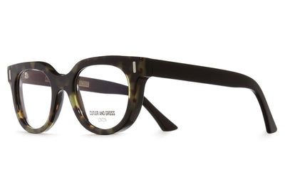 Cutler & Gross - 1304 Eyeglasses Camo on Black