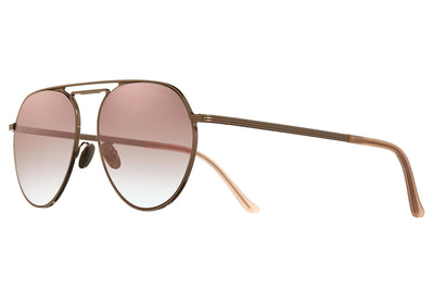 Cutler and Gross - 1309 Sunglasses Gold with Pink Champagne