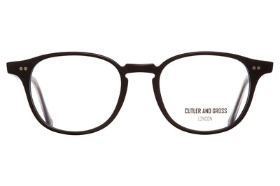 Cutler & Gross - 1312V2 Eyeglasses Matte Black