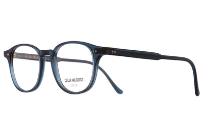 Cutler & Gross - 1312V2 Eyeglasses Matte Ocean Blue