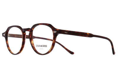 Cutler & Gross - 1313 Eyeglasses Dark Turtle