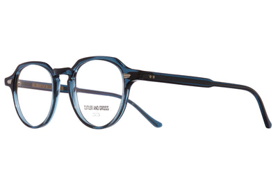Cutler & Gross - 1313 Eyeglasses Ocean Blue
