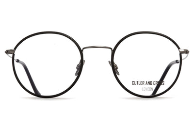 Cutler & Gross - 1317 Eyeglasses Matte Black