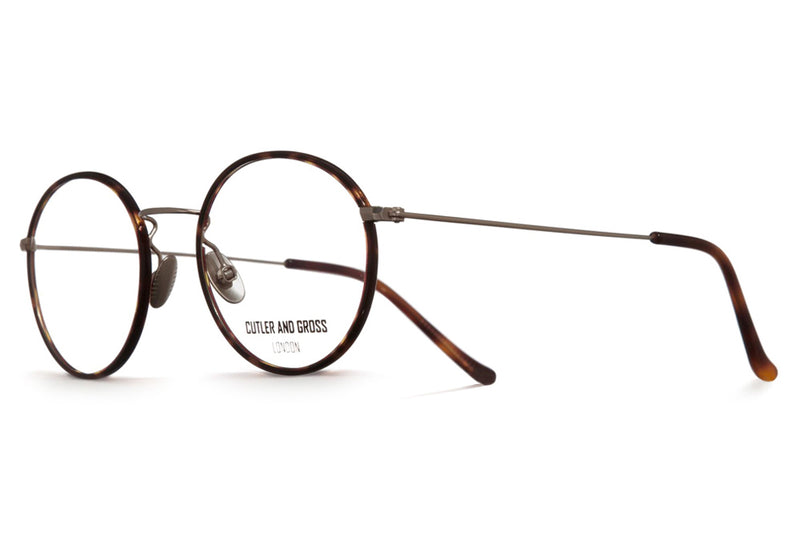 Cutler & Gross - 1317 Eyeglasses Dark Turtle