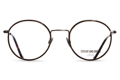 Cutler & Gross - 1317 Eyeglasses Gunmetal