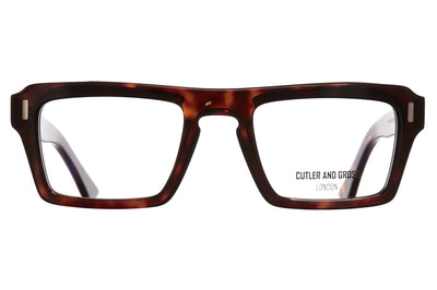 Cutler & Gross - 1318 Eyeglasses Dark Turtle