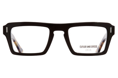 Cutler & Gross - 1318 Eyeglasses Black on Camo