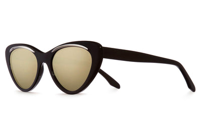 Cutler and Gross - 1321 Sunglasses White on Black