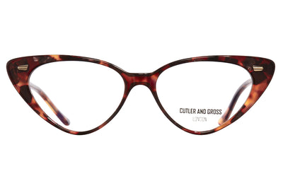 Cutler & Gross - 1322 Eyeglasses Turtle Pearl