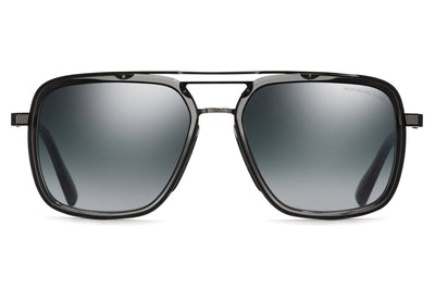 Cutler and Gross - 1324 Sunglasses Gunmetal Palladium and Slate