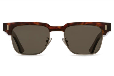 Cutler and Gross - 1332 Sunglasses Dark Turtle