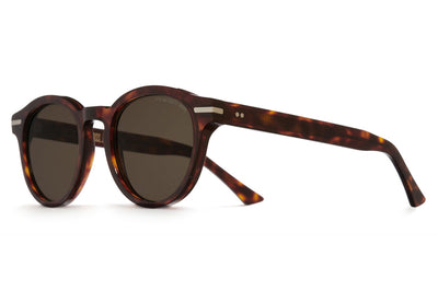 Cutler and Gross - 1338 Sunglasses Dark Turtle