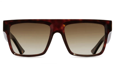 Cutler and Gross - 1341 Sunglasses Dark Turtle