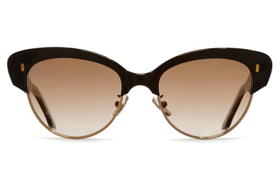 Cutler and Gross - 1351 Sunglasses Black Taxi & Gold