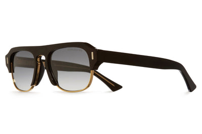 Cutler and Gross - 1353 Sunglasses Black Taxi & Gold