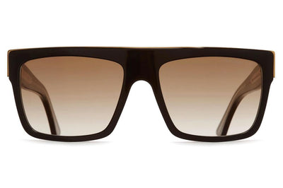 Cutler and Gross - 1354 Sunglasses Black Taxi