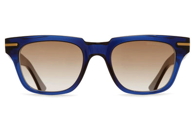 Cutler and Gross - 1355 Sunglasses Midnight Rambler Blue