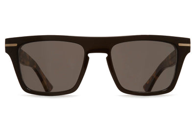 Cutler and Gross - 1357 Sunglasses Black Taxi & Camo