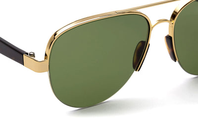 Retro Super Future® - Air Sunglasses Havana/Gold