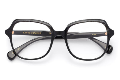 Kaleos Eyehunters - Lake Eyeglasses Black