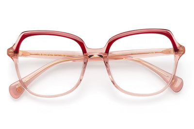 Kaleos Eyehunters - Lake Eyeglasses Transparent Pink