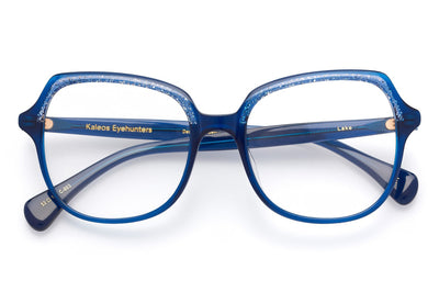 Kaleos Eyehunters - Lake Eyeglasses Transparent Blue