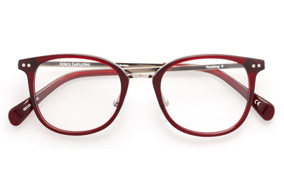 Kaleos Eyehunters - Hunting Eyeglasses Red