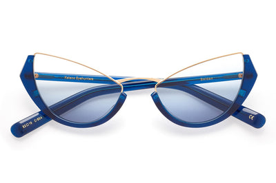 Kaleos Eyehunters - Selden Sunglasses Transparent Blue
