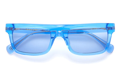 Kaleos Eyehunters - Lachance Sunglasses Hot Blue