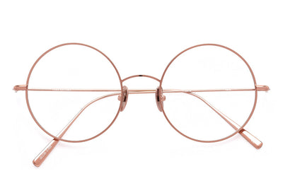 Kaleos Eyehunters - Rainer Eyeglasses Rose Gold