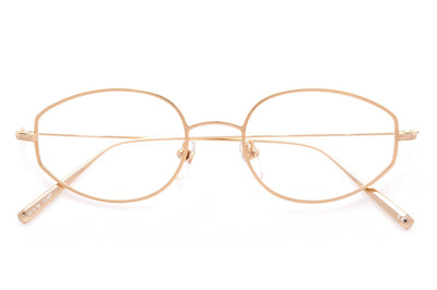 Kaleos Eyehunters - March Eyeglasses Gold