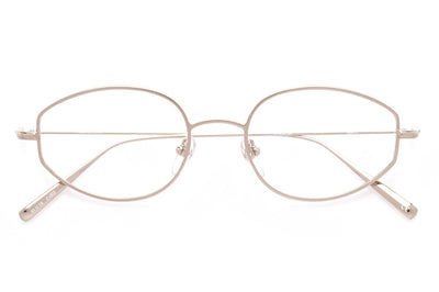 Kaleos Eyehunters - March Eyeglasses Silver