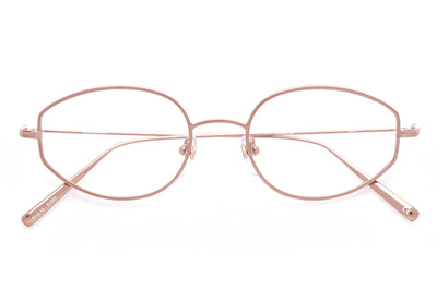 Kaleos Eyehunters - March Eyeglasses Rose Gold